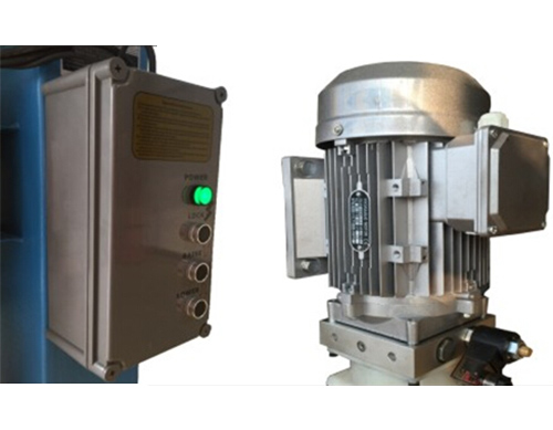 Electric Lock and electric lowering , the standard  aluminum alloy shell motor(440DDA/440DDB)