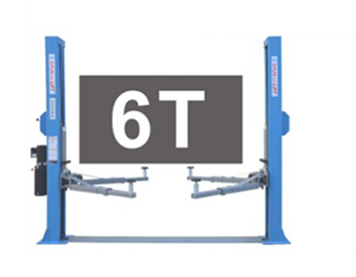 C240W Two Post Lift (Solid Plate Version)