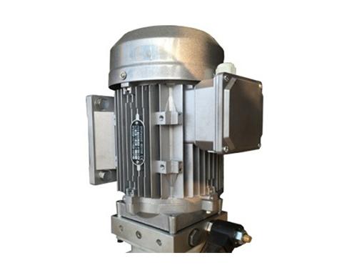 The standard aluminum alloy  shell motor