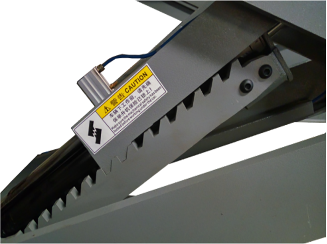 SHL-Y-J-40X 四轮定位(带小车)剪式举升机