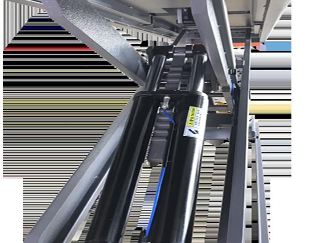 CD5040TCC Ultrathin Double Level Scissor Lif for Four Wheel Alignment