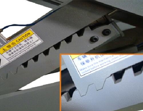 SHL-Y-J-45DL-65DL 四轮定位子母剪式举升机