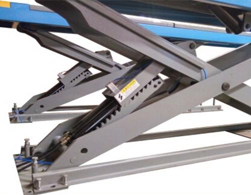 CD3535TC Ultrathin Double Level Scissor Lif for Four Wheel Alignment